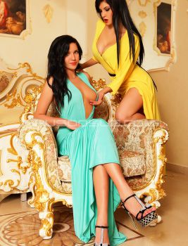 Шалава Кира и Карина, 21 лет, №3561