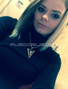Путана Ульяна, 23 лет, №4059