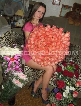 Проститутка Светлана, 22 лет, №4141